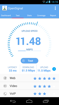 3G 4G WiFi Maps & Speed Test Android-2