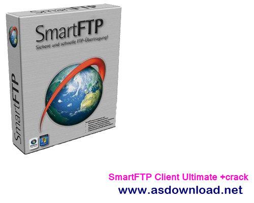 نرم افزار آپلود فایل بر روی سایت ها با سرعت بالا – SmartFTP Client Ultimate 6.0.2164.0+crack