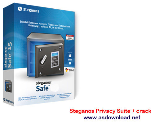 Steganos Privacy Suite + crack