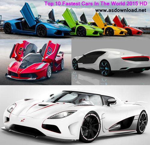 دانلود فیلم سریعترین ماشین های جهان 2015
