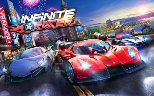 Infinite racer: Dash and dodge - بازی مسابقه ماشین سواری بی نهایت برای اندروید