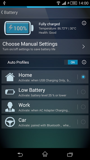 4-AVG Cleaner for Xperia