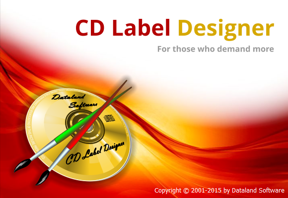 CD Label Designer