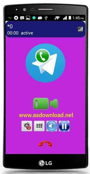 اپلیکیشن تماس صوتی Callgram – Telegram free calls