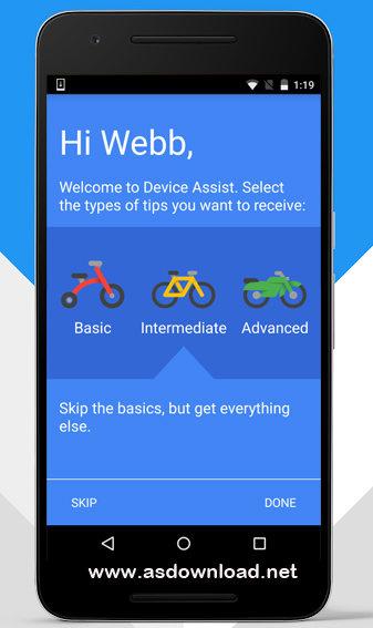 اپلیکیشن شناسایی مشکلات گوشی های اندرویدی- Google Device Assist