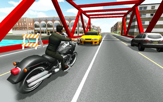 دانلود بازی Moto Racer 3D 2015 برای اندروید
