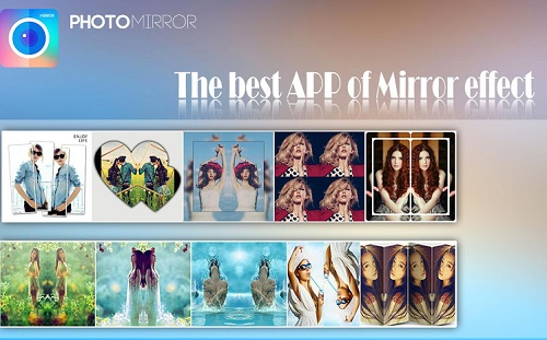 Photo of Photo Mirror Collage 3.33 – نرم افزار آینه کردن عکس ها برای اندروید