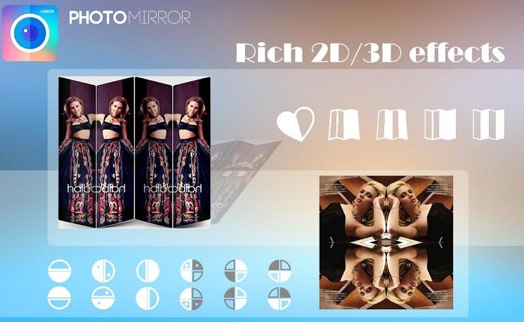 Photo Mirror Collage (3)