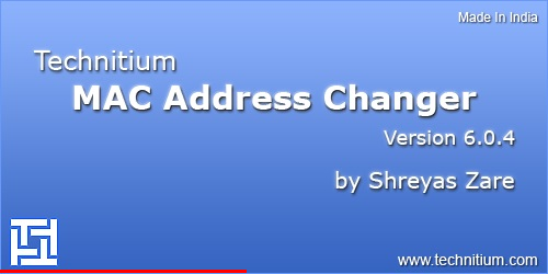 Technitium MAC Address Changer v6.0.7 – نرم افزار تغییر مکس آدرس شبکه کامپیوتر