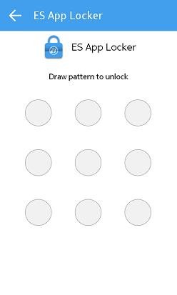 android ES App Locker