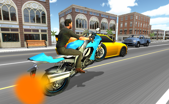 android Moto Racer 3D