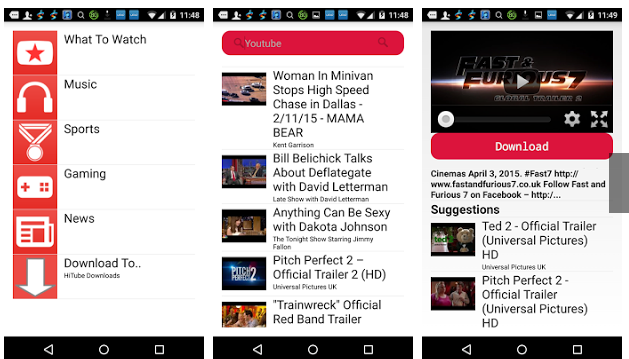 hitube-youtube-downloader