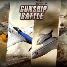 GUNSHIP BATTLE : Helicopter 3D - بازی جنگی هلیکوپتر سه بعدی