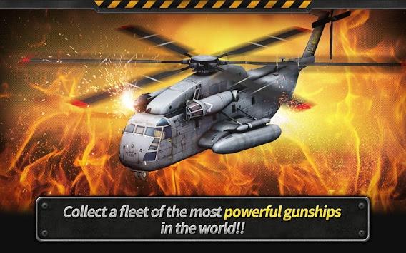 GUNSHIP BATTLE Helicopter 3D (5)
