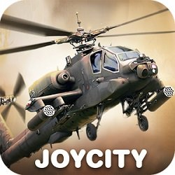 GUNSHIP BATTLE : Helicopter 3D v2.5.31 - بازی جنگی هلیکوپتر سه بعدی