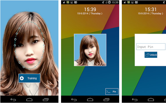 Lock by Face pro