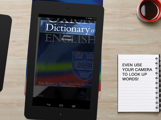 Oxford Dictionary of English android