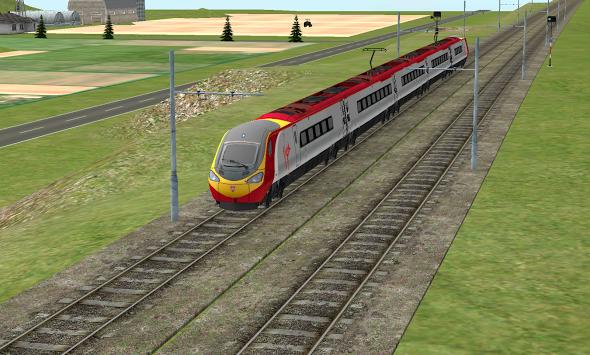 android Train Sim
