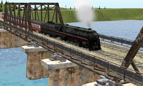 android-Train Sim
