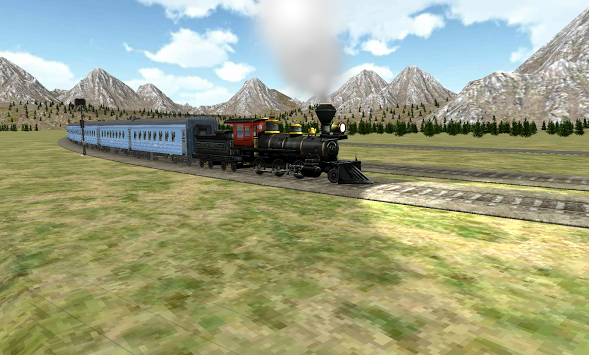 apk Train Sim android