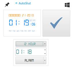 AutoShut 4.0.5 - نرم افزار خاموش کردن سیستم در زمان دلخواه به صورت اتوماتیک