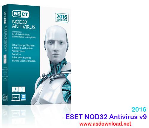 ESET NOD32 Antivirus 9.0.349.14 Final- دانلود آنتی ویروس نود 32 ورژن 9