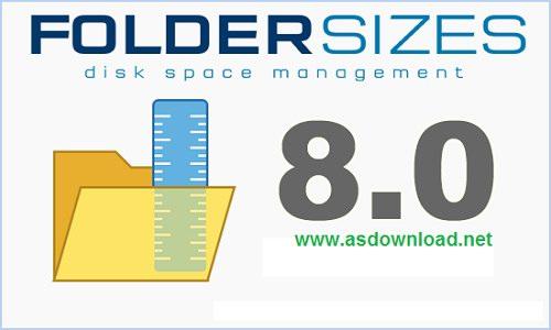 FolderSizes 8.0.102 Enterprise Edition - نرم افزار نمایش میزان حجم پوشه ها و فایل