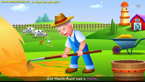 Old MacDonald Had a Farm Songs for Children