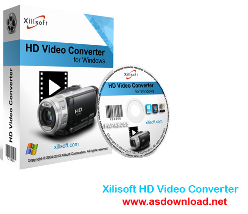 Photo of Xilisoft HD Video Converter v7.8.13 Build 2016- نرم افزار تبدیل فیلم های HD