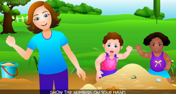 teaching English- Numbers-Song For Children