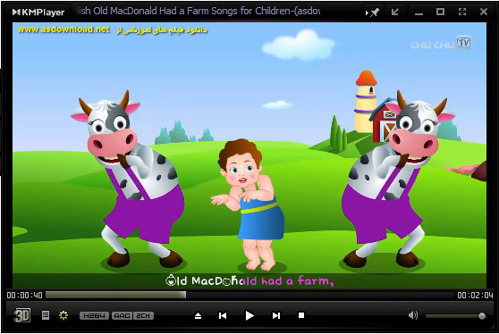 video Old MacDonald Had a Farm Songs for Children