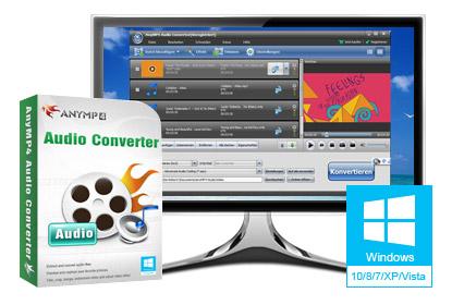 Photo of AnyMP4 Audio Converter 6.3.16 crack –  دانلود نرم افزار تبدیل فایل های صوتی