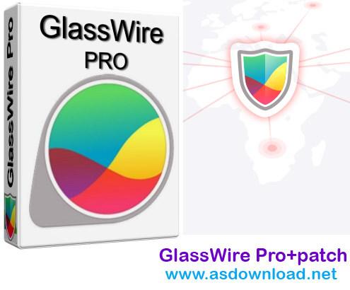 GlassWire Pro+patch