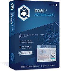 Gridinsoft Anti-Malware 4.1.53 - نرم افزار آنتی تروجان قدرتمند