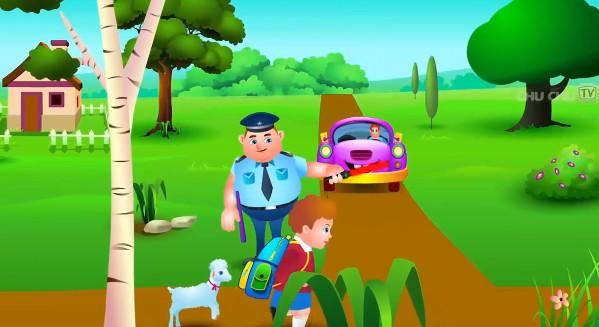 دانلود فیلم آموزش زبان انگلیسی برای کودکان- بره کوچلو
