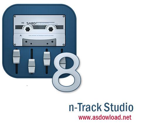 دانلود N-Track Studio v8.1.3 Build 3446 + x64 – نرم افزار موسیقی و آهنگ سازی