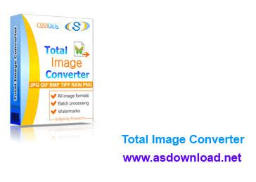 Total Image Converter 5.1.108+key - نرم افزار تغییر فرمت عکس