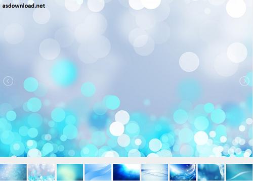 دانلود تم آبی برای ویندوز 10 و windows 7,8,8.1