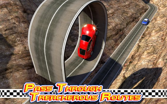 City Car Stunts 3D 1.7 - بازی مهیج ماشین سواری برای اندروید