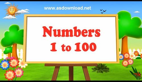 Photo of فیلم آموزش اعداد زبان انگلیسی به کودکان – 1 تا 100