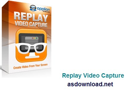 Replay Video Capture ساخت فیلم آموزشی