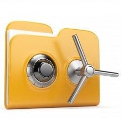 SecretFolder - نرم افزار رمزگذاری و مخفی کردن پوشه ها