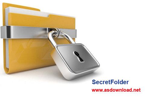SecretFolder 3.9.0.0 - نرم افزار رمزگذاری و مخفی کردن پوشه ها