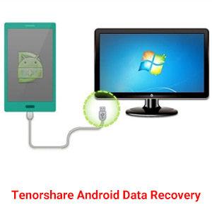 Tenorshare Android Data Recovery - نرم افزار ریکاوری گوشی های اندروید