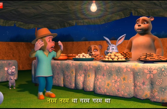 animation Music Video Hindi-happy children (1)