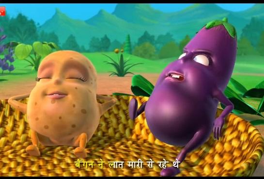 animation Music Video Hindi-happy children (3)