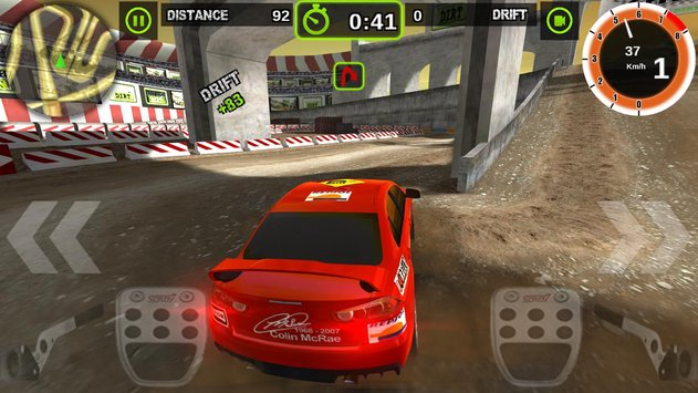1-Rally Racer Dirt
