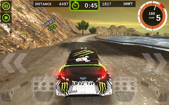 2-Rally Racer Dirt