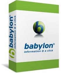 دانلود Babylon Pro v10.5.0.18 + Portable + Corporate - نسخه جدید دیکشنری بابیلون پشتیبانی از زبان فارسی
