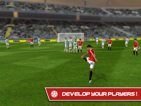 Dream League Soccer 2017 4.04 - بازی فوتبال رویایی برای اندروید + دیتا